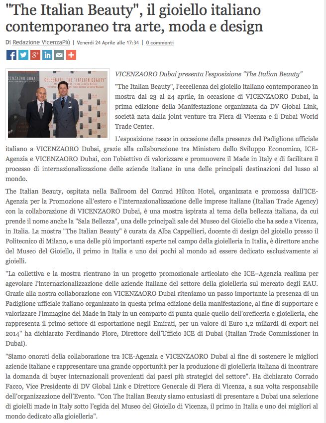 ITALIAN BEAUTY 01