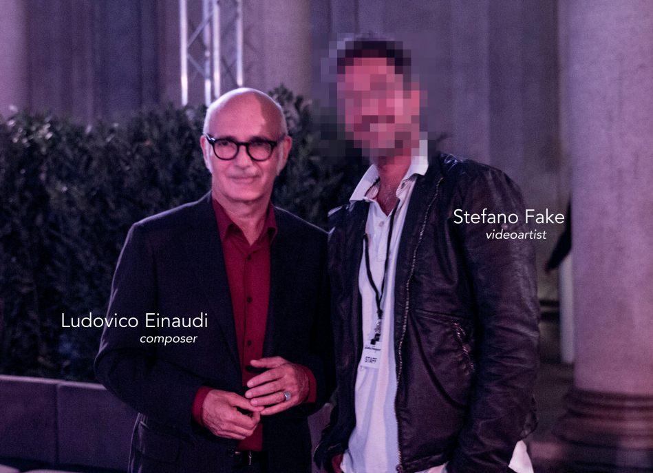 Ludovico Einaudi Stefano Fake ok