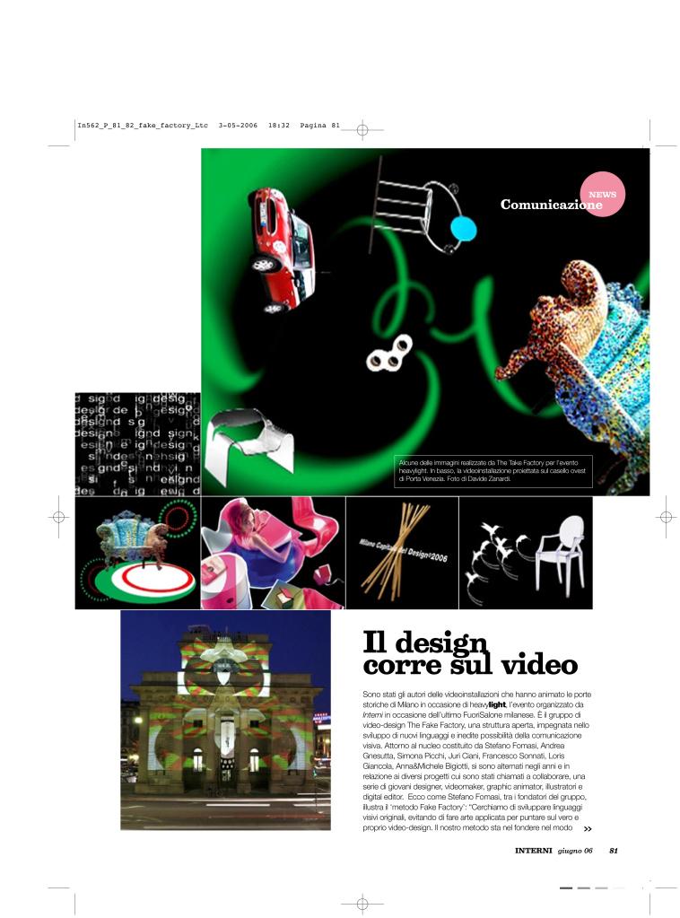 THE FAKE FACTORY VIDEODESIGN NEW MEDIA ART 24