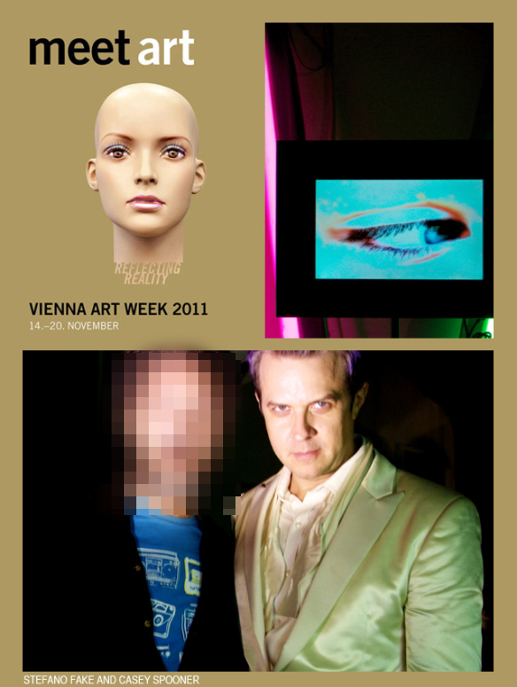 THE FAKE FACTORY VIDEODESIGN NEW MEDIA ART #STEFANOFAKE 22