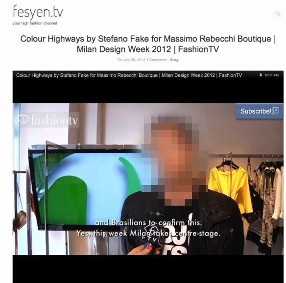 THE FAKE FACTORY VIDEODESIGN NEW MEDIA ART #STEFANOFAKE  30