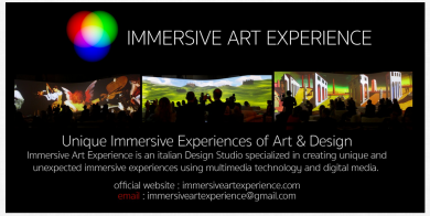 IMMERSIVE ART EXPERIENCE
