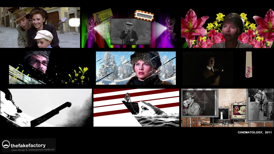 THE FAKE FACTORY videoart works106