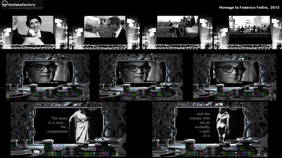 THE FAKE FACTORY videoart works121