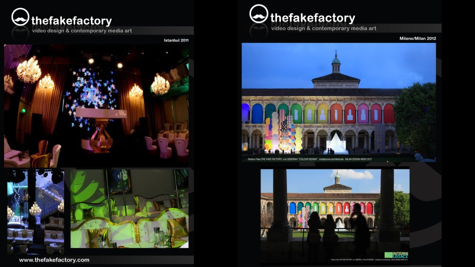 THE FAKE FACTORY #videoDESIGN 77