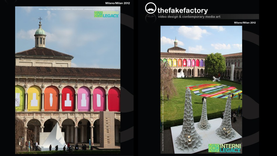 THE FAKE FACTORY #videoDESIGN 83