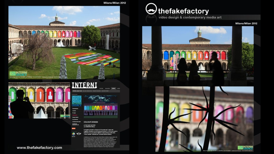 THE FAKE FACTORY #videoDESIGN 84