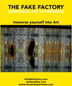 IMMERSIVE ART EXPERIENCE IMMERSIVE ART THE FAKE FACTORY 112
