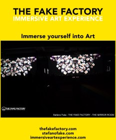 IMMERSIVE ART EXPERIENCE IMMERSIVE ART THE FAKE FACTORY 124