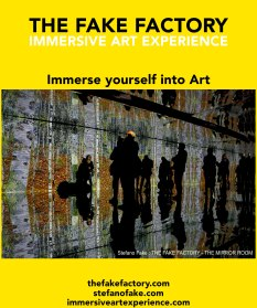 IMMERSIVE ART EXPERIENCE IMMERSIVE ART THE FAKE FACTORY 125