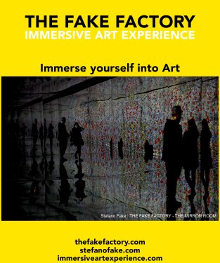 IMMERSIVE ART EXPERIENCE IMMERSIVE ART THE FAKE FACTORY 132