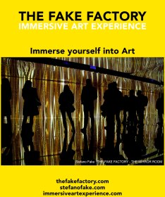 IMMERSIVE ART EXPERIENCE IMMERSIVE ART THE FAKE FACTORY 33