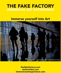 IMMERSIVE ART EXPERIENCE IMMERSIVE ART THE FAKE FACTORY 37