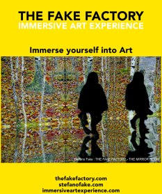 IMMERSIVE ART EXPERIENCE IMMERSIVE ART THE FAKE FACTORY 53