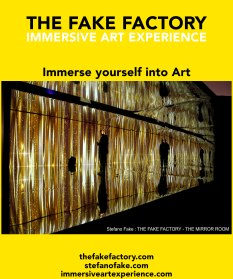 IMMERSIVE ART EXPERIENCE IMMERSIVE ART THE FAKE FACTORY 82