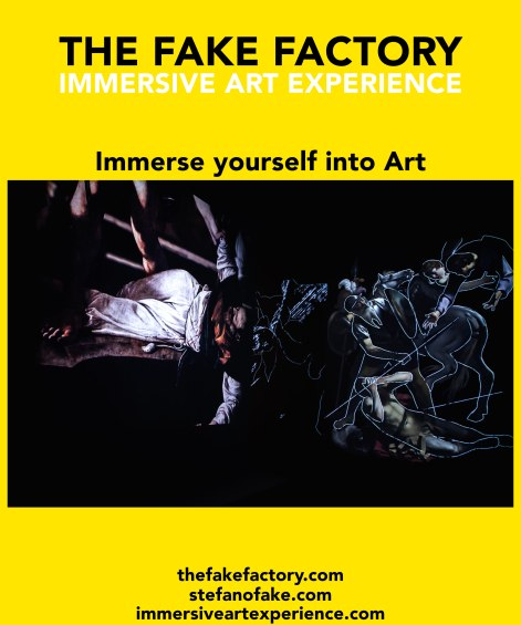 IMMERSIVE ART EXPERIENCE -THE FAKE FACTORY CARAVAGGIO_00040_00019
