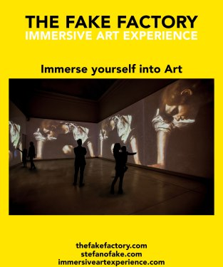 IMMERSIVE ART EXPERIENCE -THE FAKE FACTORY CARAVAGGIO_00040_00032