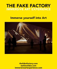 IMMERSIVE ART EXPERIENCE -THE FAKE FACTORY CARAVAGGIO_00040_00035