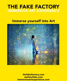 IMMERSIVE ART EXPERIENCE THE FAKE FACTORY STEFANO FAKE_00005