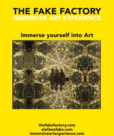 IMMERSIVE ART EXPERIENCE THE FAKE FACTORY STEFANO FAKE_00015