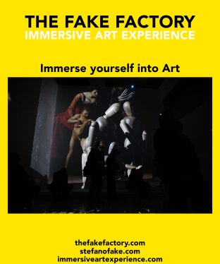 IMMERSIVE ART EXPERIENCE_THE FAKE FACTORY CARAVAGGIO_00006