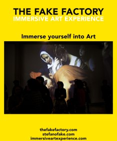 IMMERSIVE ART EXPERIENCE_THE FAKE FACTORY CARAVAGGIO_00011