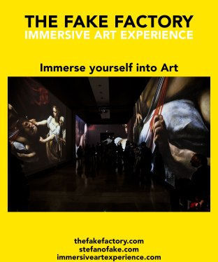 IMMERSIVE ART EXPERIENCE_THE FAKE FACTORY CARAVAGGIO_00020