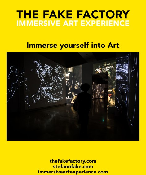 IMMERSIVE ART EXPERIENCE_THE FAKE FACTORY CARAVAGGIO_00040