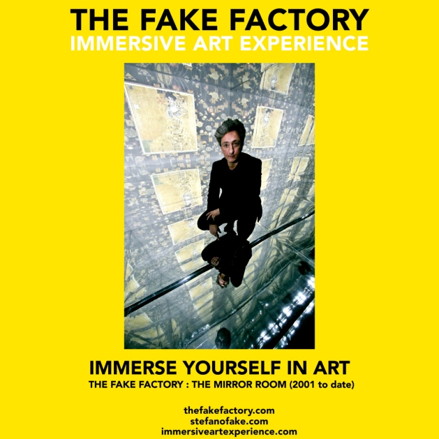 THE FAKE FACTORY - THE MIRROR ROOM IMMERSIVE ART_00000