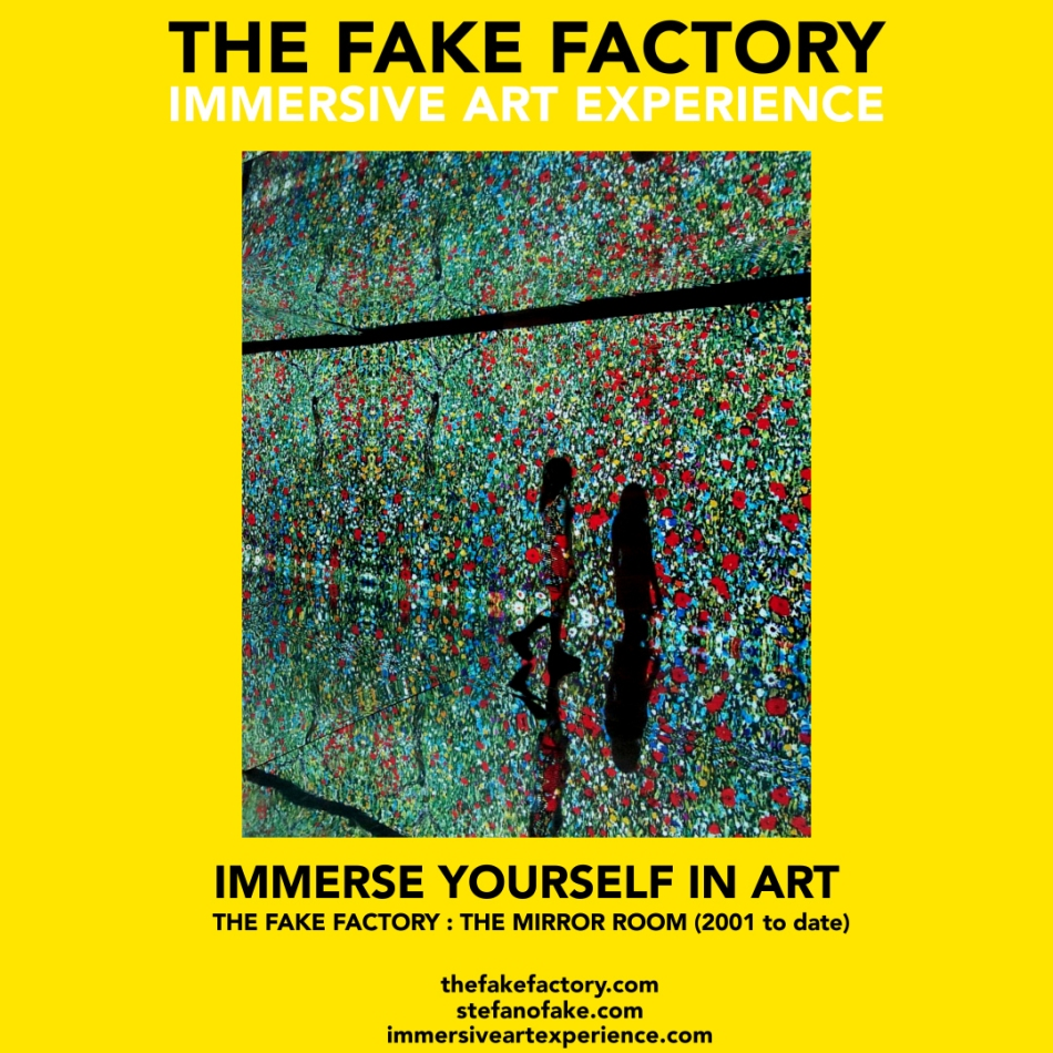 THE FAKE FACTORY – THE MIRROR ROOM IMMERSIVEART_00006