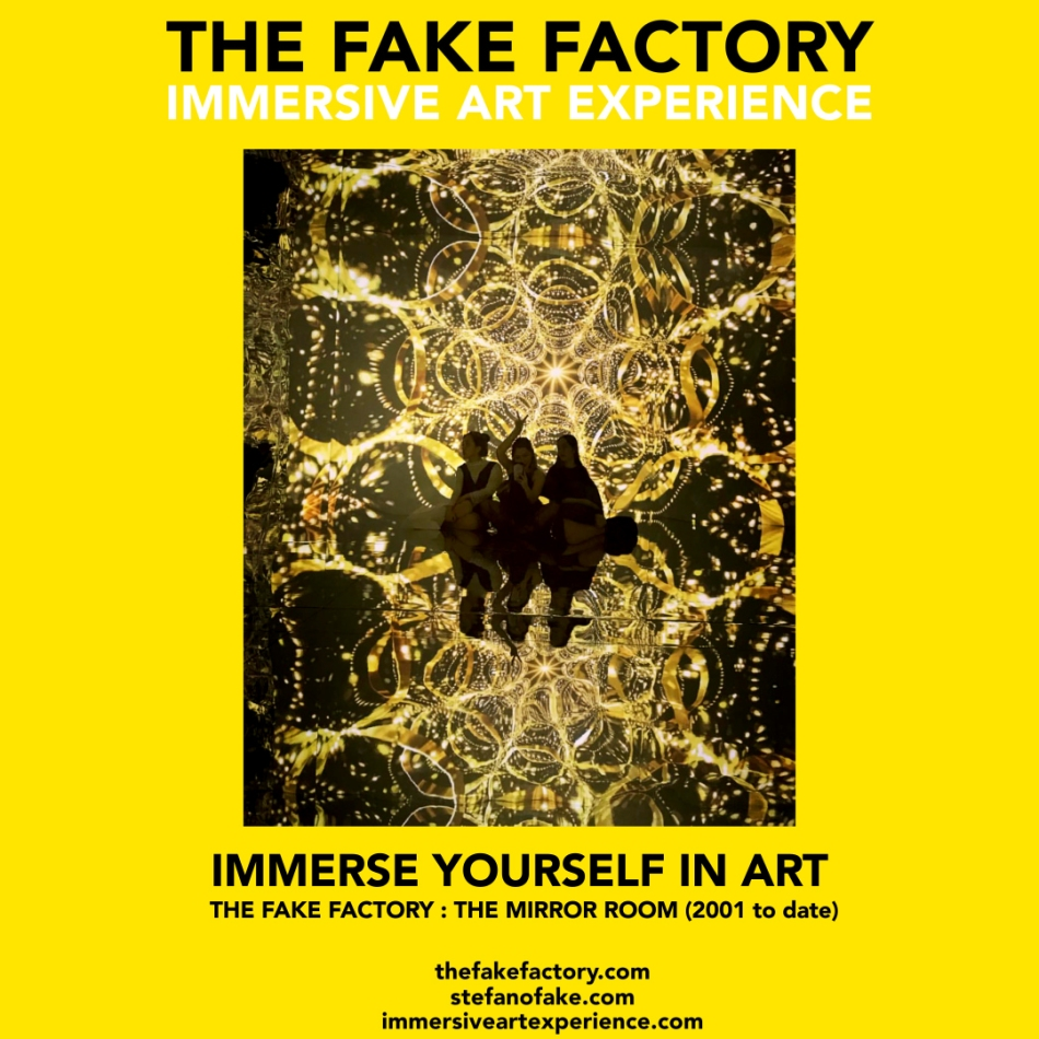 THE FAKE FACTORY – THE MIRROR ROOM IMMERSIVEART_00008