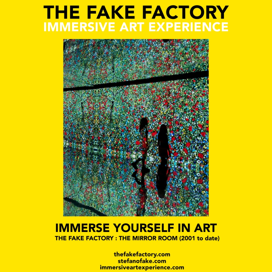 THE FAKE FACTORY – THE MIRROR ROOM IMMERSIVEART_00013