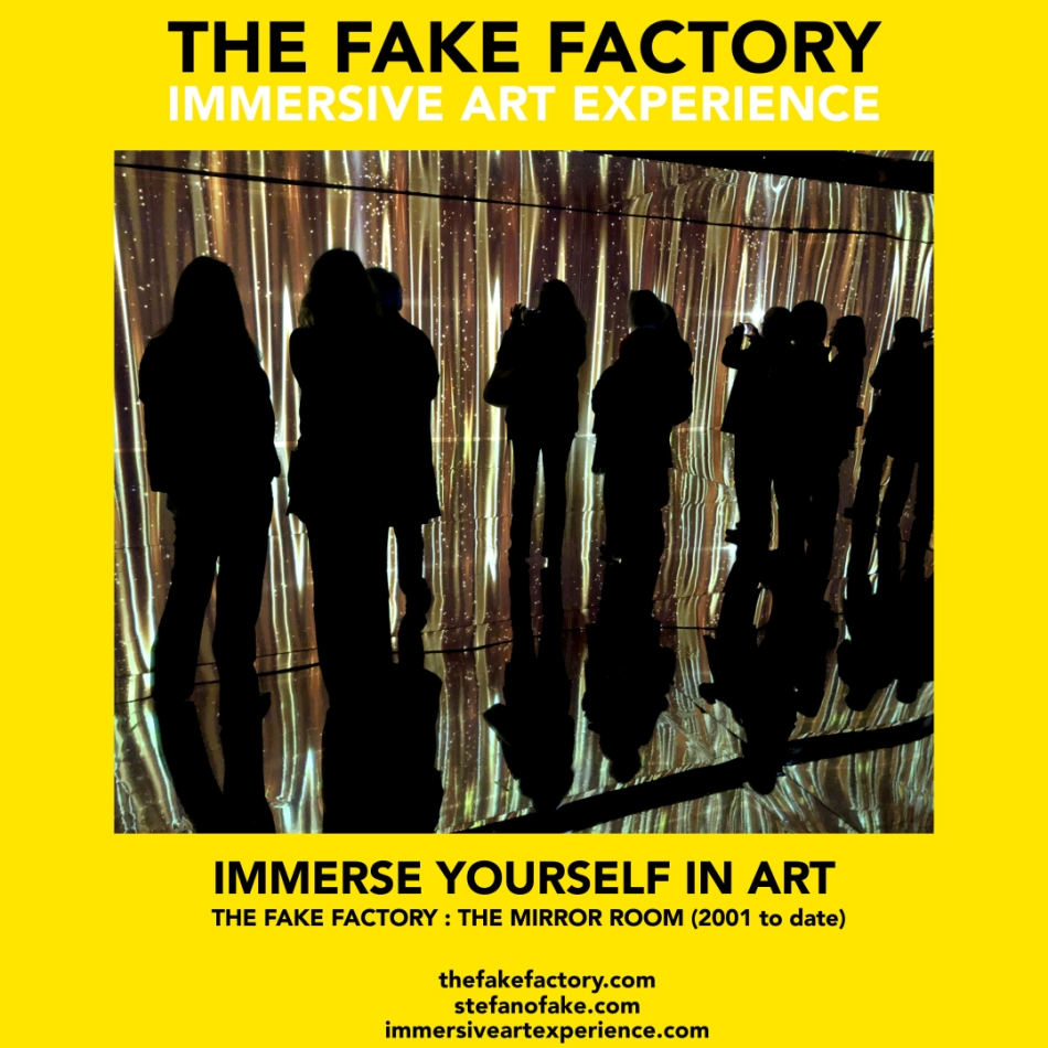 THE FAKE FACTORY – THE MIRROR ROOM IMMERSIVEART_00018