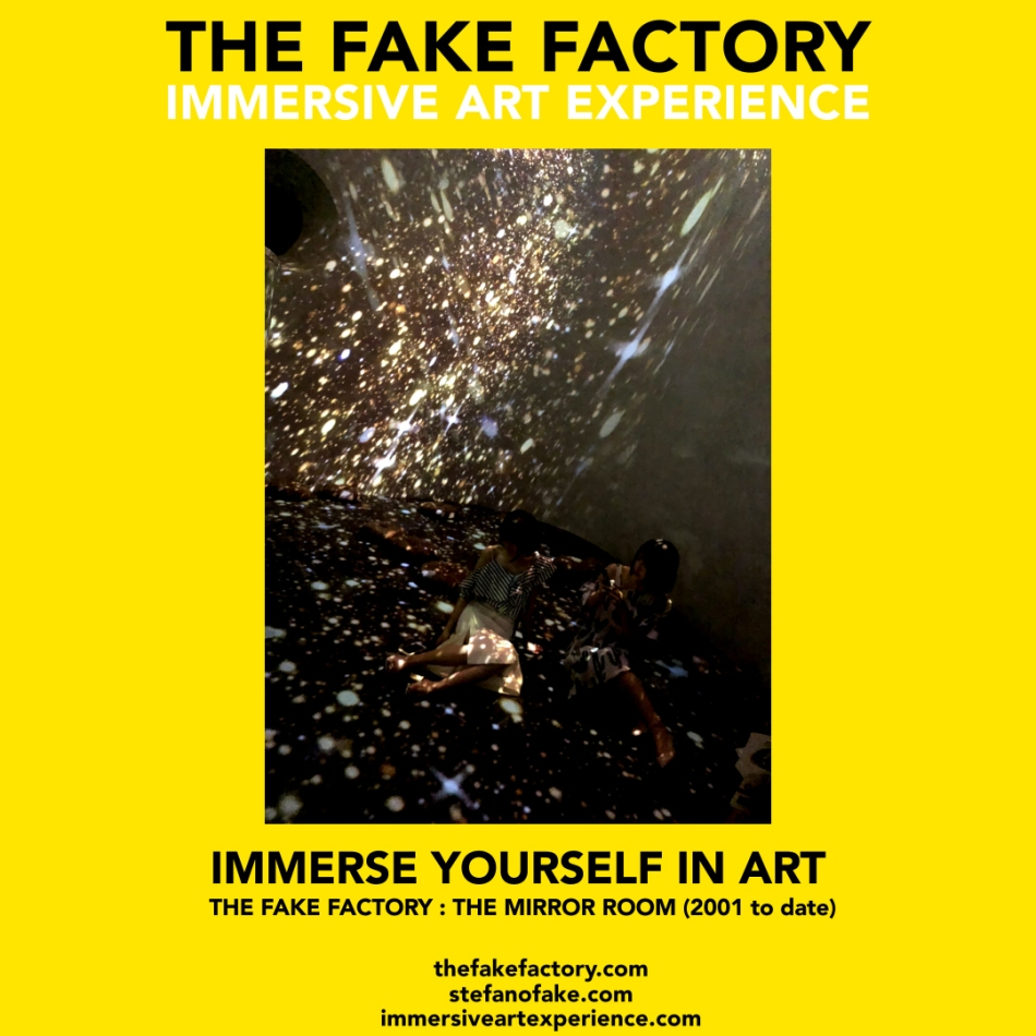 THE FAKE FACTORY – THE MIRROR ROOM IMMERSIVEART_00034
