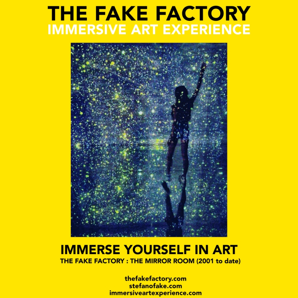 THE FAKE FACTORY – THE MIRROR ROOM IMMERSIVEART_00037
