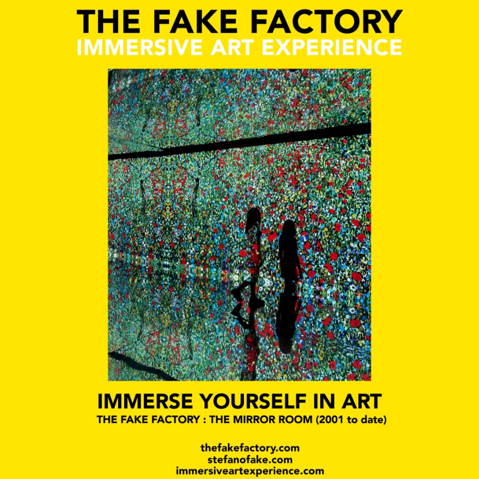 THE FAKE FACTORY – THE MIRROR ROOM IMMERSIVEART_00038