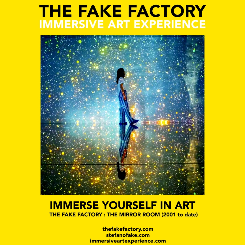 THE FAKE FACTORY – THE MIRROR ROOM IMMERSIVEART_00039