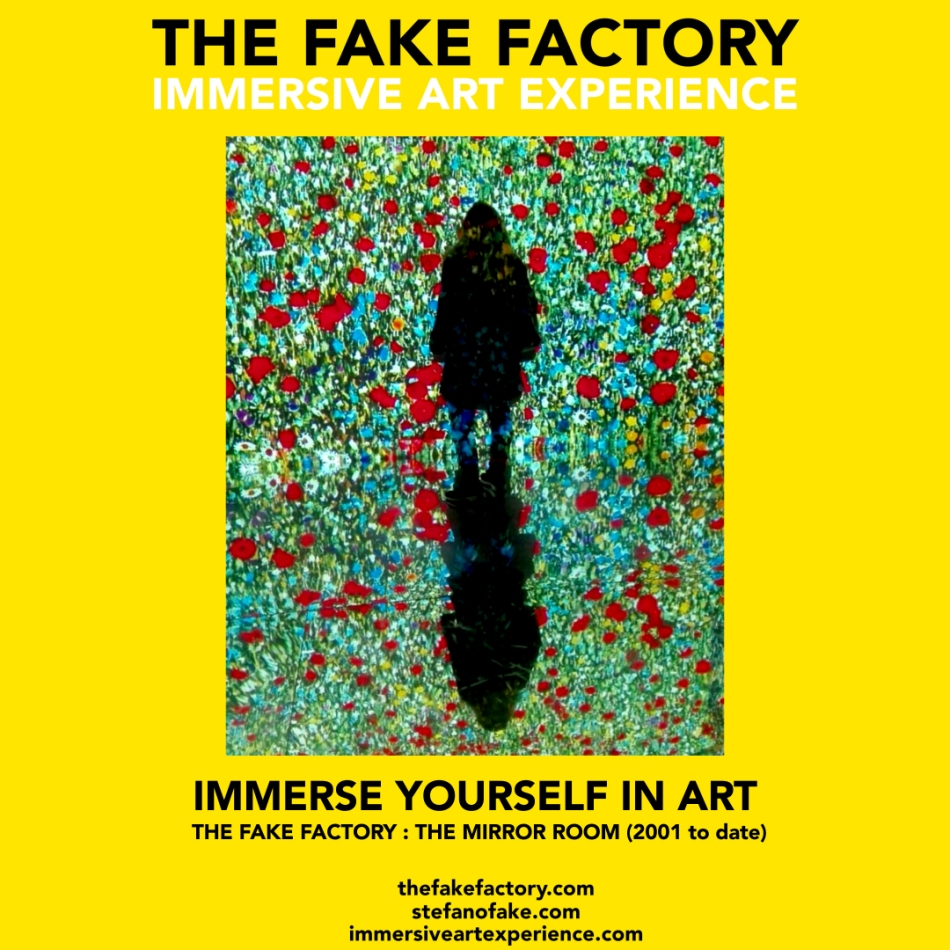 THE FAKE FACTORY – THE MIRROR ROOM IMMERSIVEART_00040