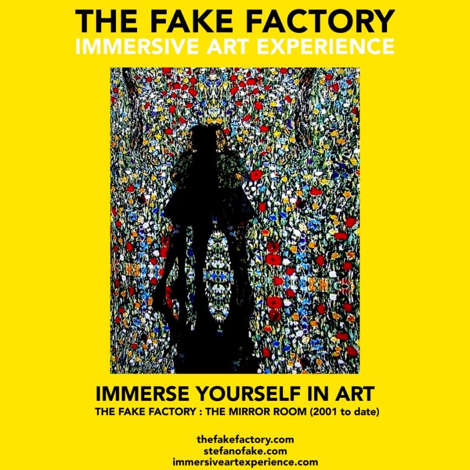 THE FAKE FACTORY – THE MIRROR ROOM IMMERSIVEART_00042