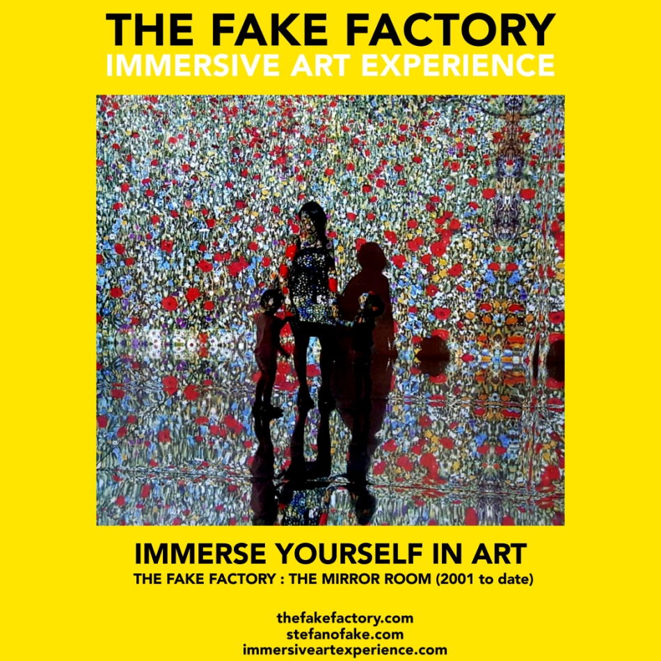 THE FAKE FACTORY – THE MIRROR ROOM IMMERSIVEART_00044