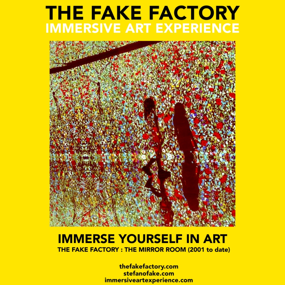 THE FAKE FACTORY – THE MIRROR ROOM IMMERSIVEART_00045