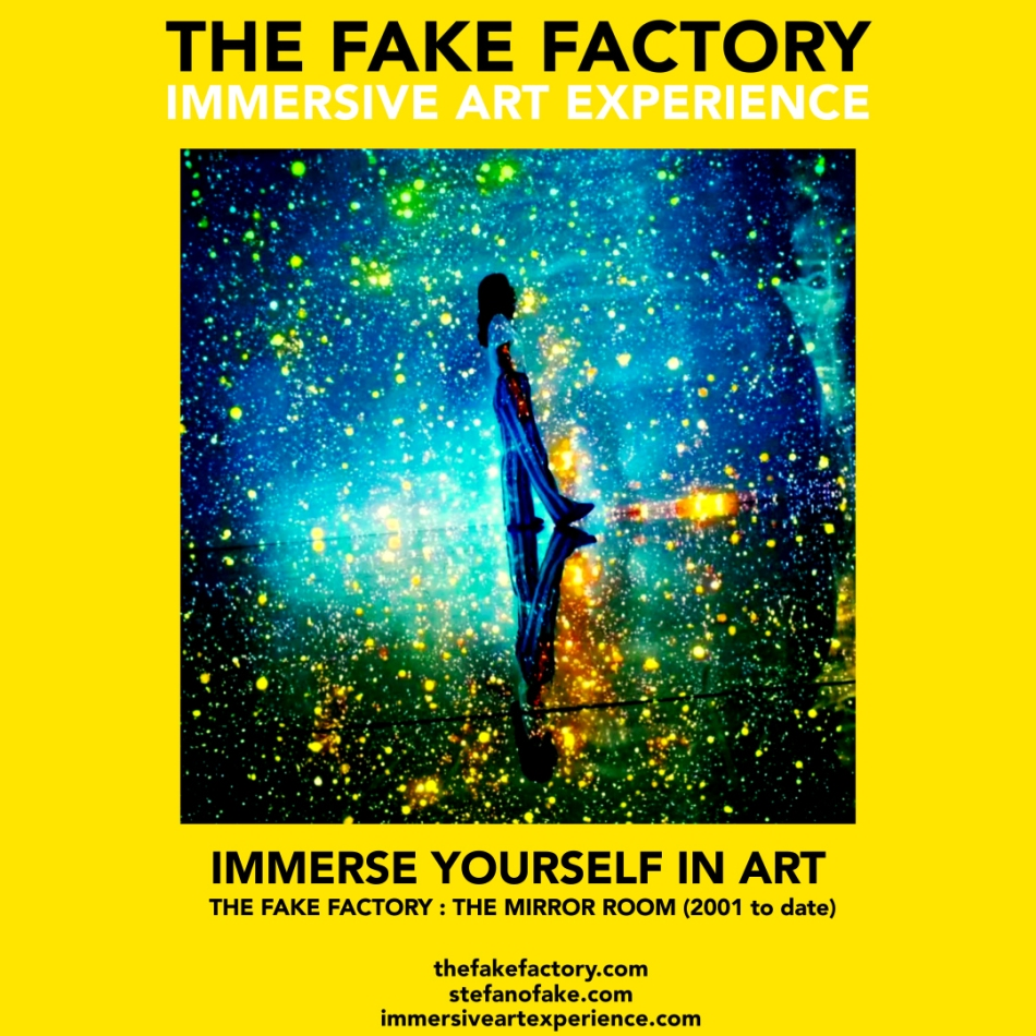 THE FAKE FACTORY – THE MIRROR ROOM IMMERSIVEART_00047