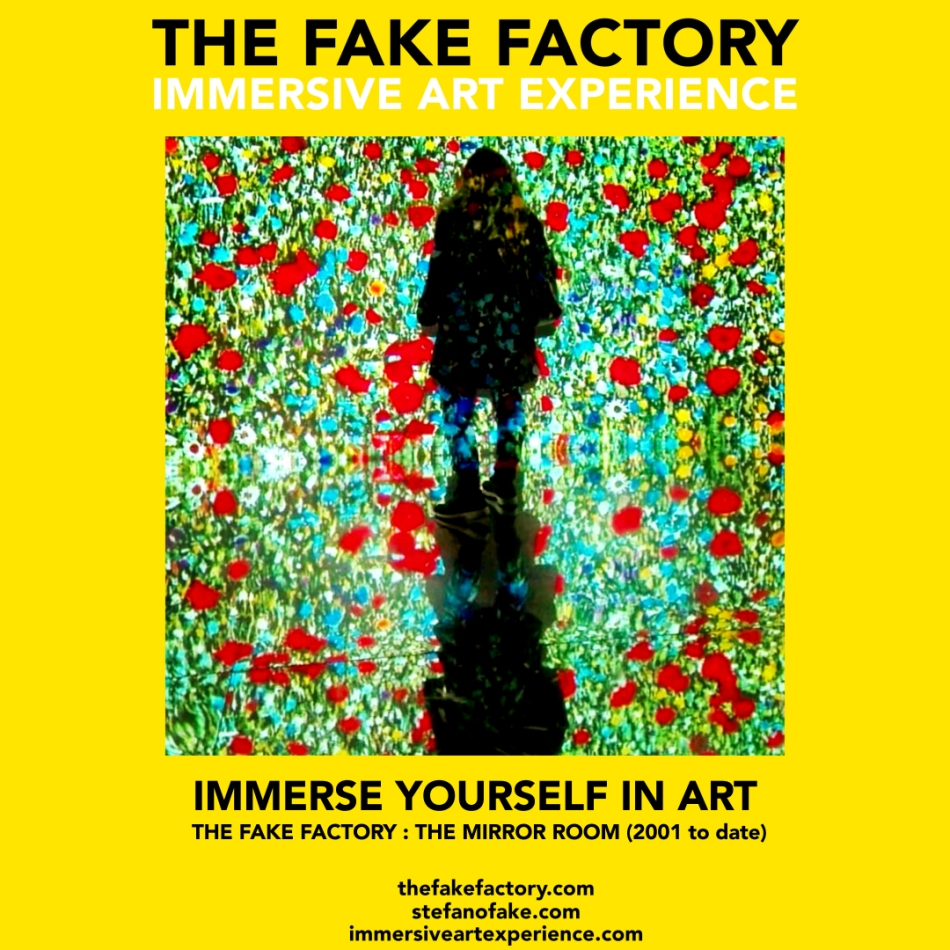 THE FAKE FACTORY – THE MIRROR ROOM IMMERSIVEART_00048