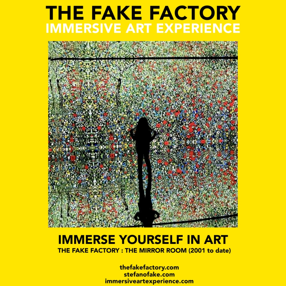 THE FAKE FACTORY – THE MIRROR ROOM IMMERSIVEART_00050
