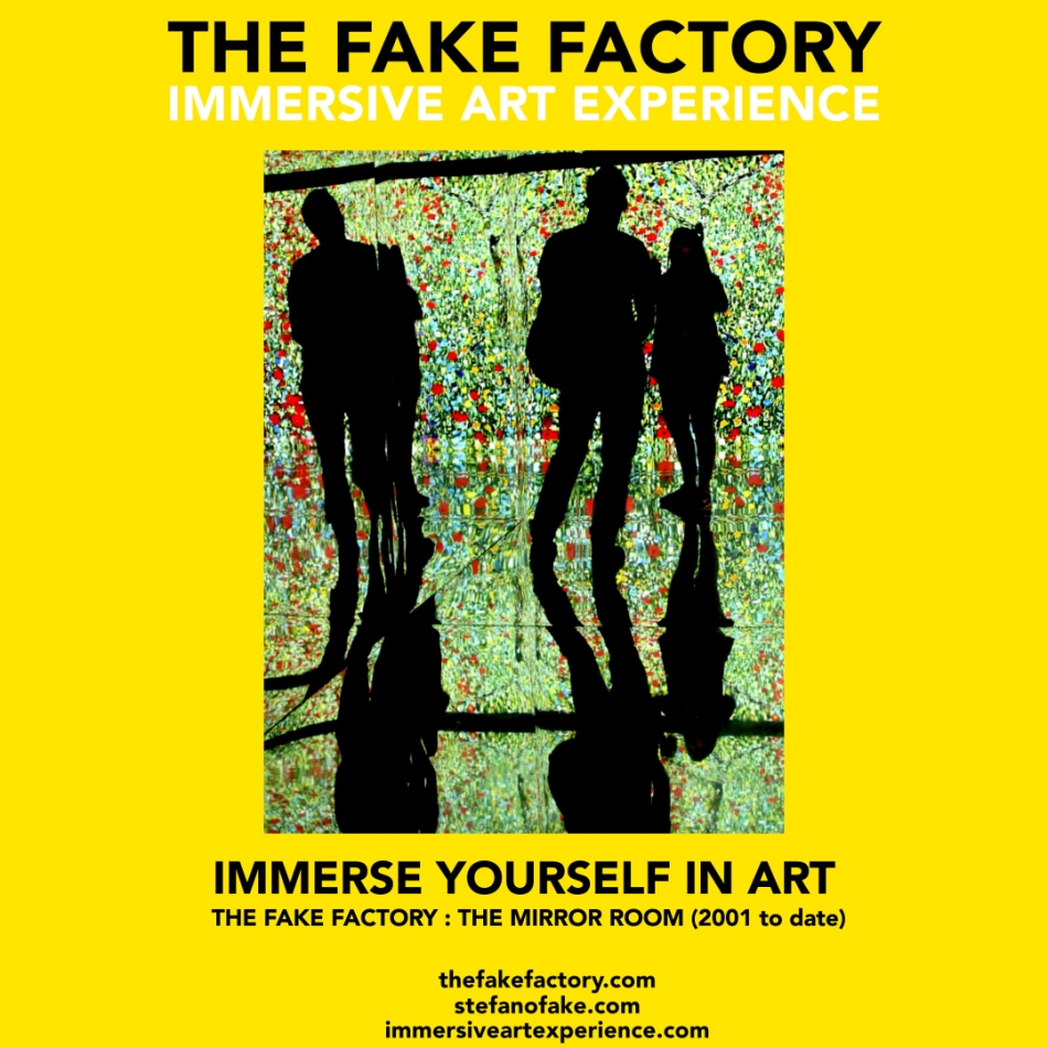 THE FAKE FACTORY – THE MIRROR ROOM IMMERSIVEART_00055