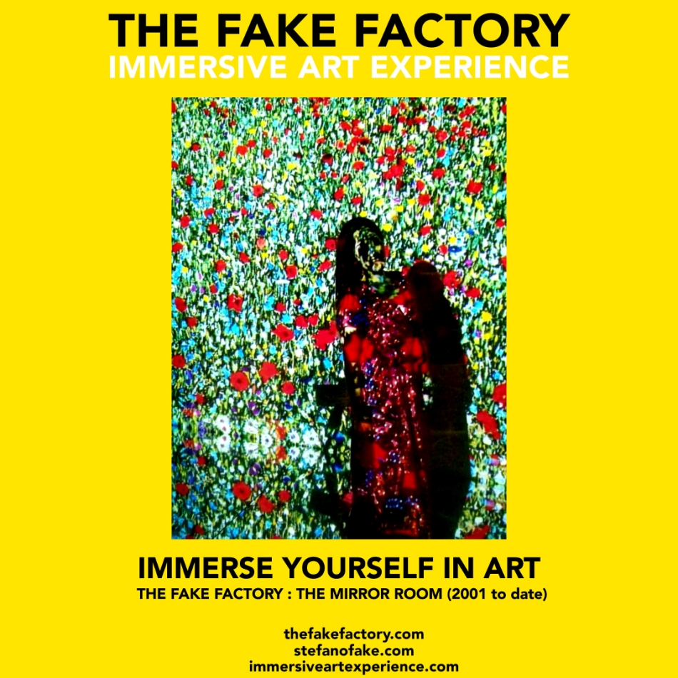 THE FAKE FACTORY – THE MIRROR ROOM IMMERSIVEART_00056