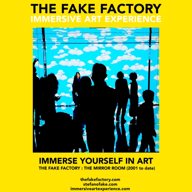 THE FAKE FACTORY - THE MIRROR ROOM IMMERSIVE ART_00487