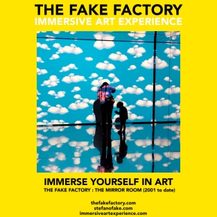 THE FAKE FACTORY - THE MIRROR ROOM IMMERSIVE ART_00508