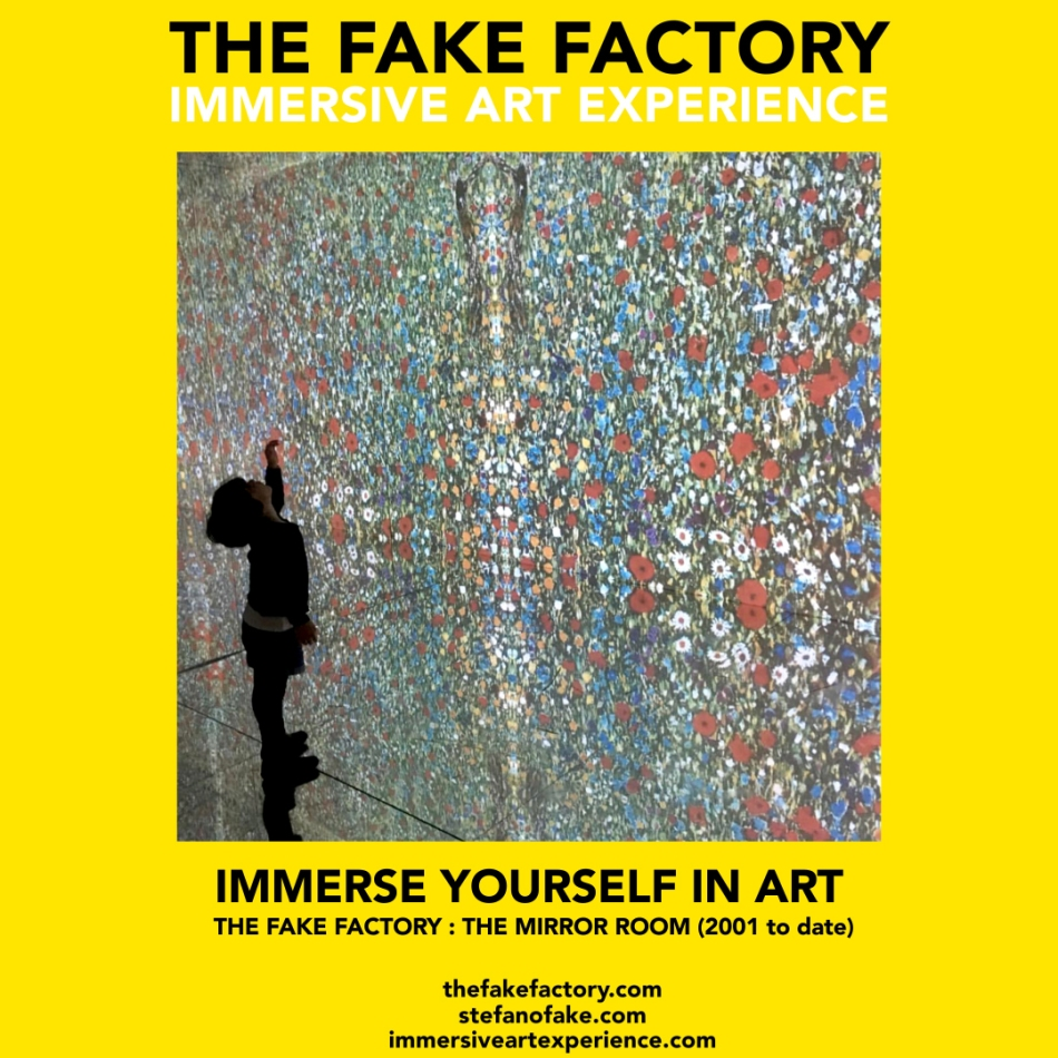 THE FAKE FACTORY – THE MIRROR ROOM IMMERSIVEART_00549