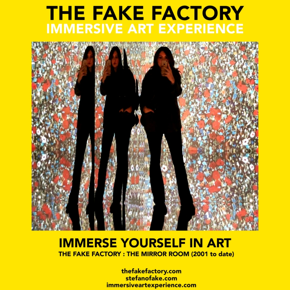 THE FAKE FACTORY – THE MIRROR ROOM IMMERSIVEART_00550